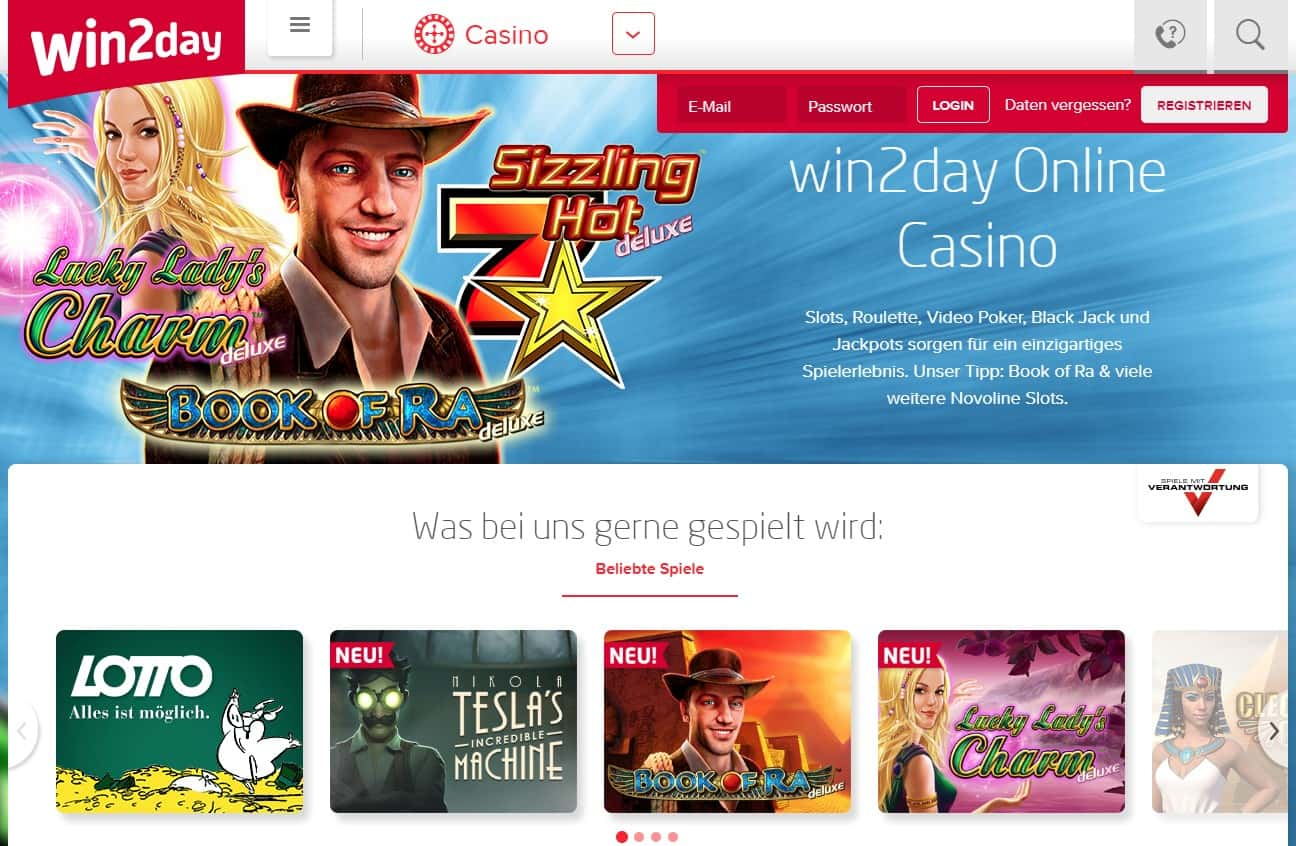 Win2day Casino